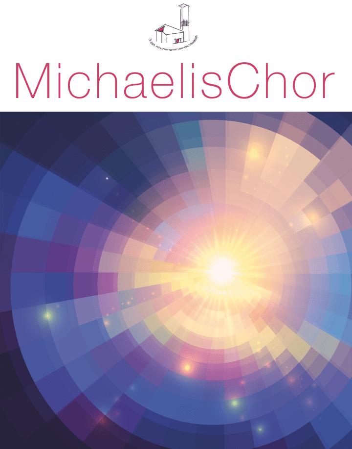Plakat Michaelischor