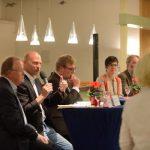 Landeskirchenrat im Gespräch in Blomberg