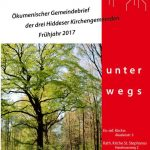 Titelblatt Gemeinsam 2017