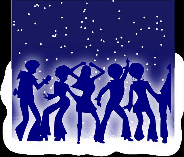 Tanzen Paare ab 65