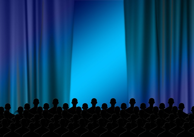 Theater - Vorhang auf