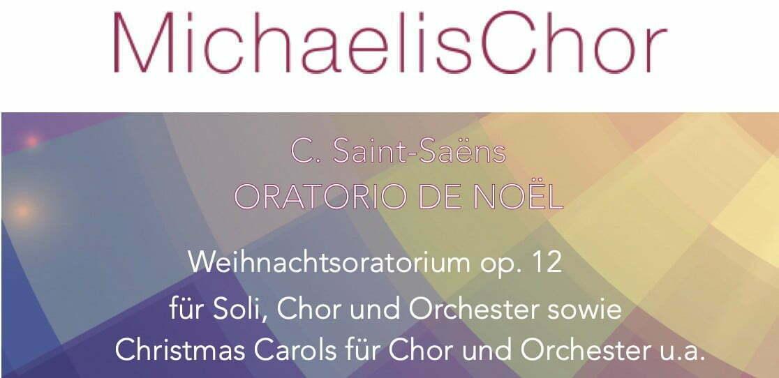 Weihnachtsoratorium von Saint-Saëns